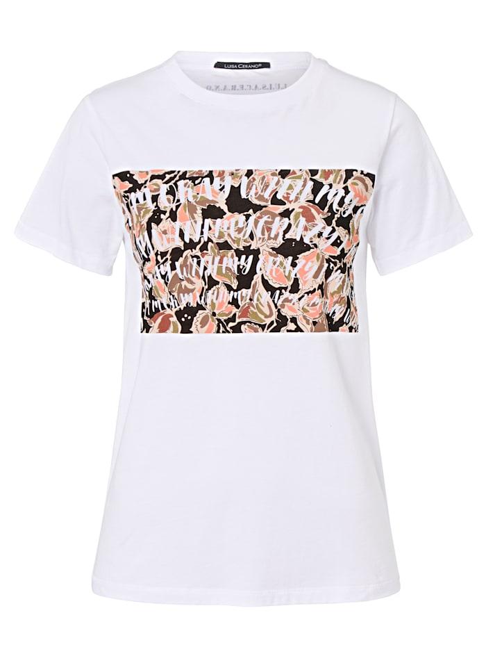 Luisa Cerano T-Shirt, Weiß