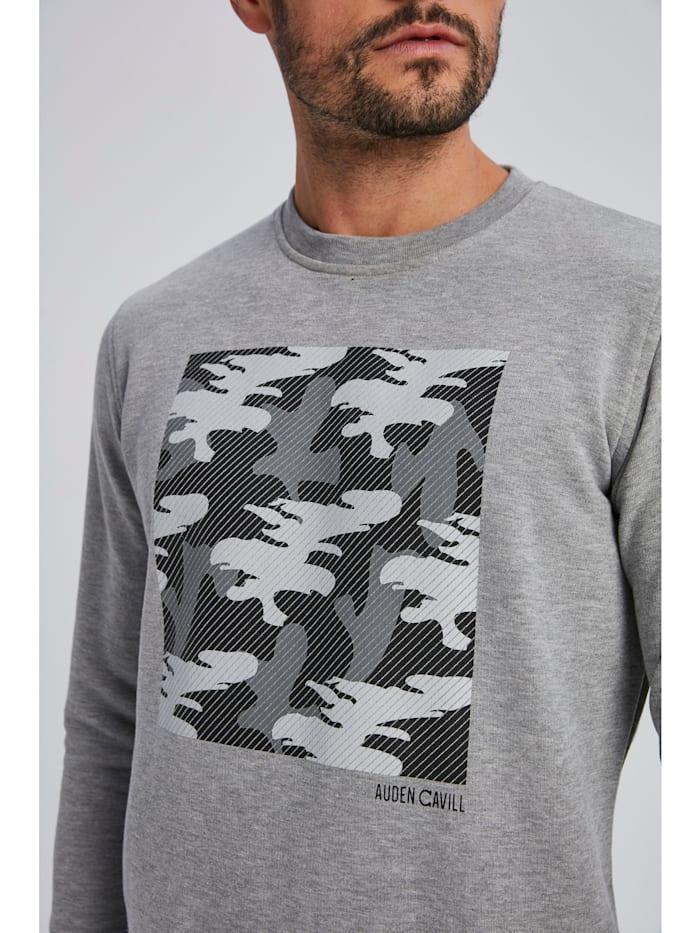 Sweatshirt Camber mit Tarnmuster