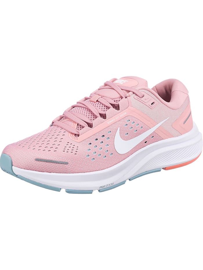 Nike Performance Air Zoom Structure 23 Laufschuhe, rosa