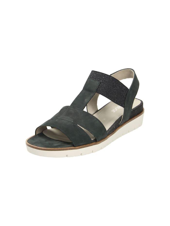 Gabor Sandale, dunkel-blau
