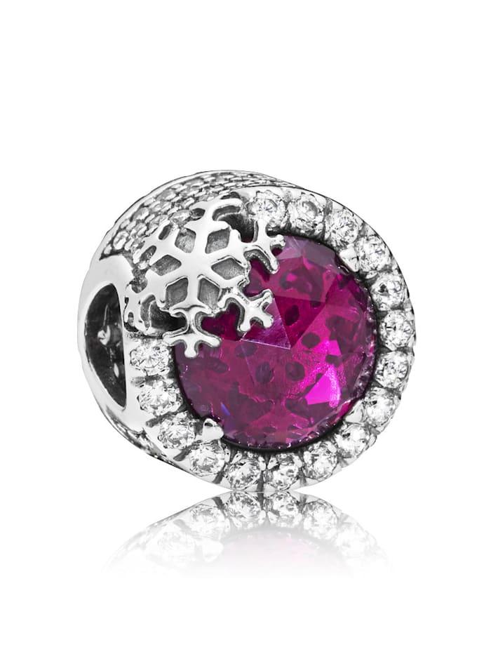 Pandora Charm mit Kristall 797555NCC, Pink