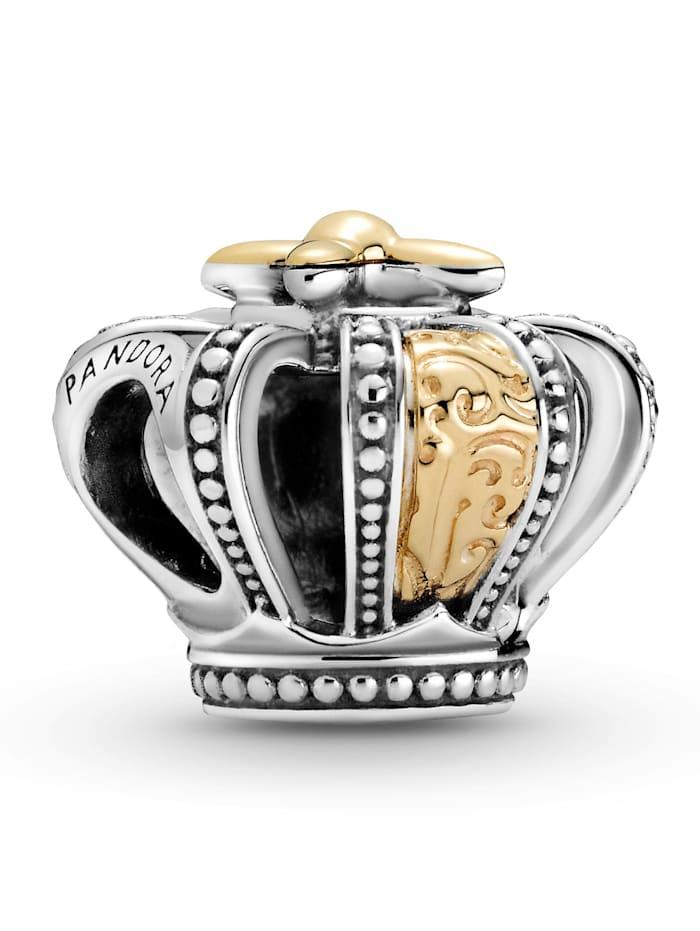 Pandora Charm -Königliche Krone- 799340C00, Silberfarben