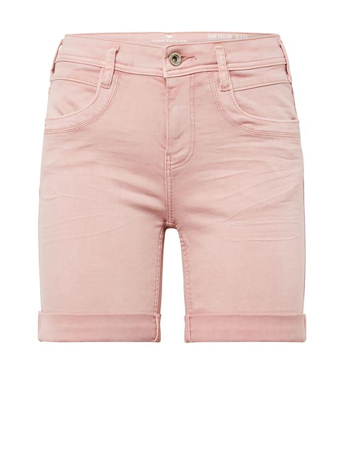 Alexa Slim Jeans in Capri-Länge