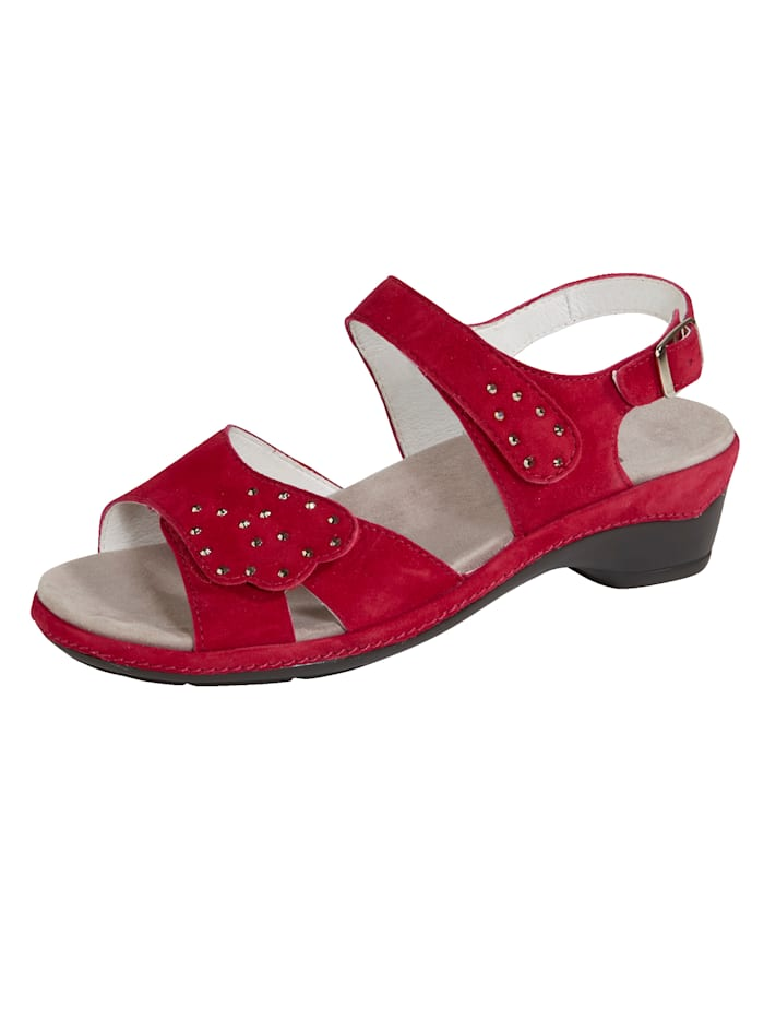 Semler Sandale, Rot