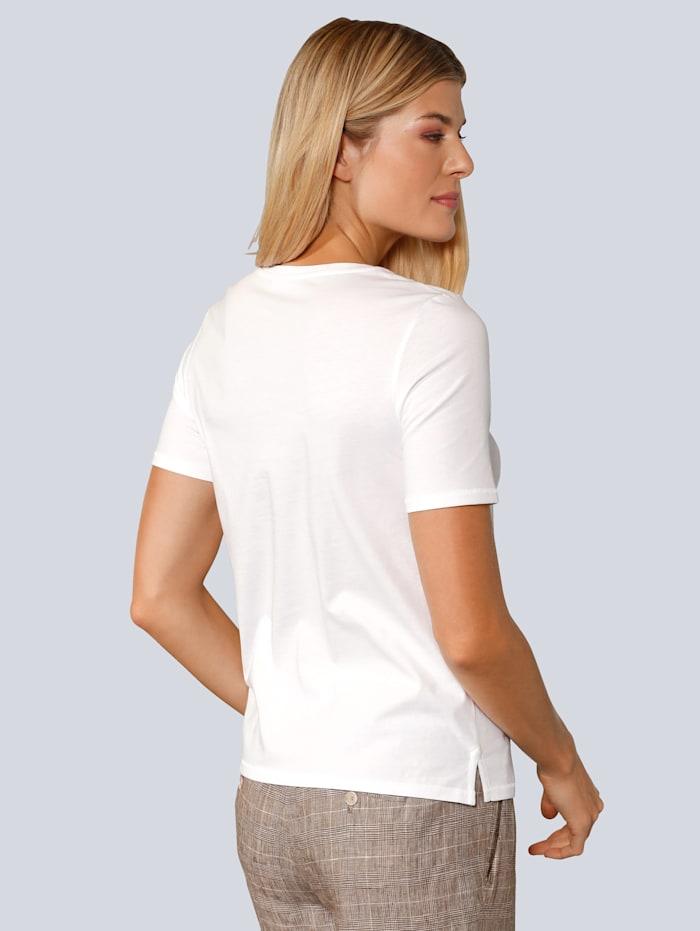 T-Shirt mit Palmen