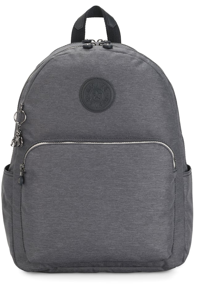 Kipling Peppery Citrine Rucksack 41 cm Laptopfach, charcoal