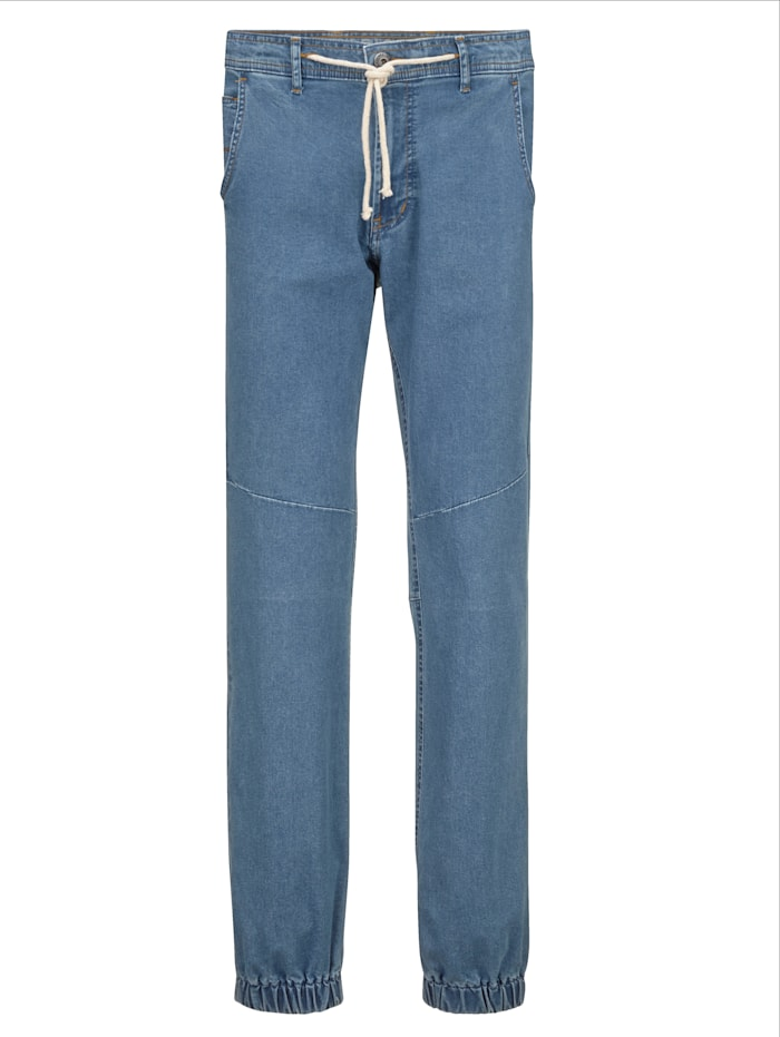BABISTA Jeans in sommerlich leichter Baumwoll-Qualität, Hellblau