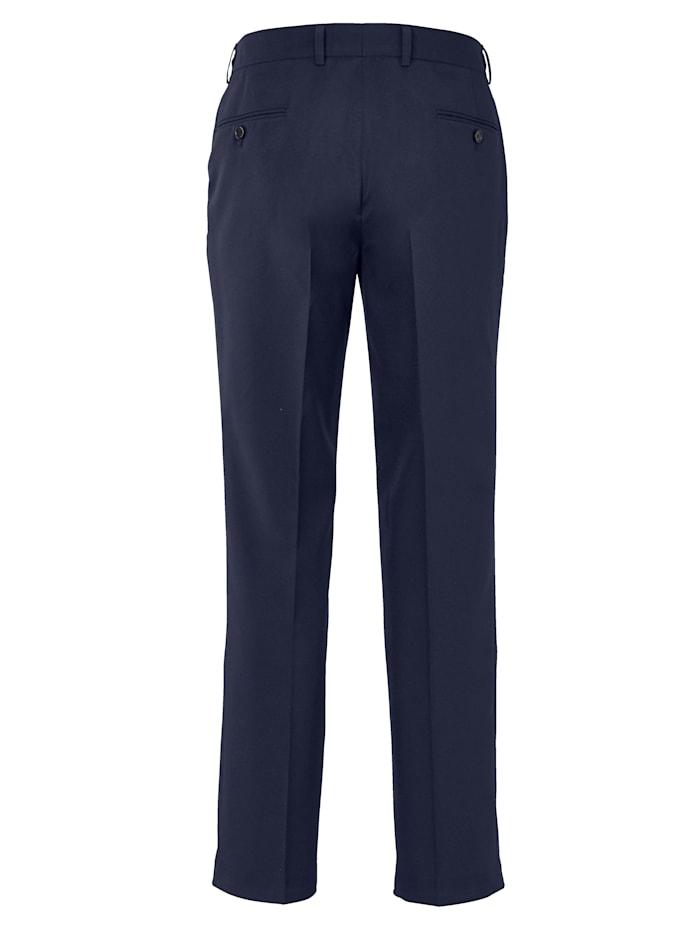Pantalon de costume coupe spéciale ventre