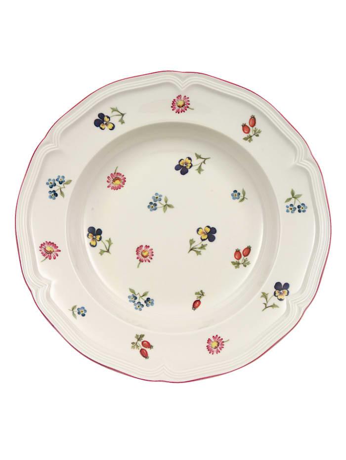 Villeroy & Boch Hlboký tanier 'Petite Fleur', viacfarebný