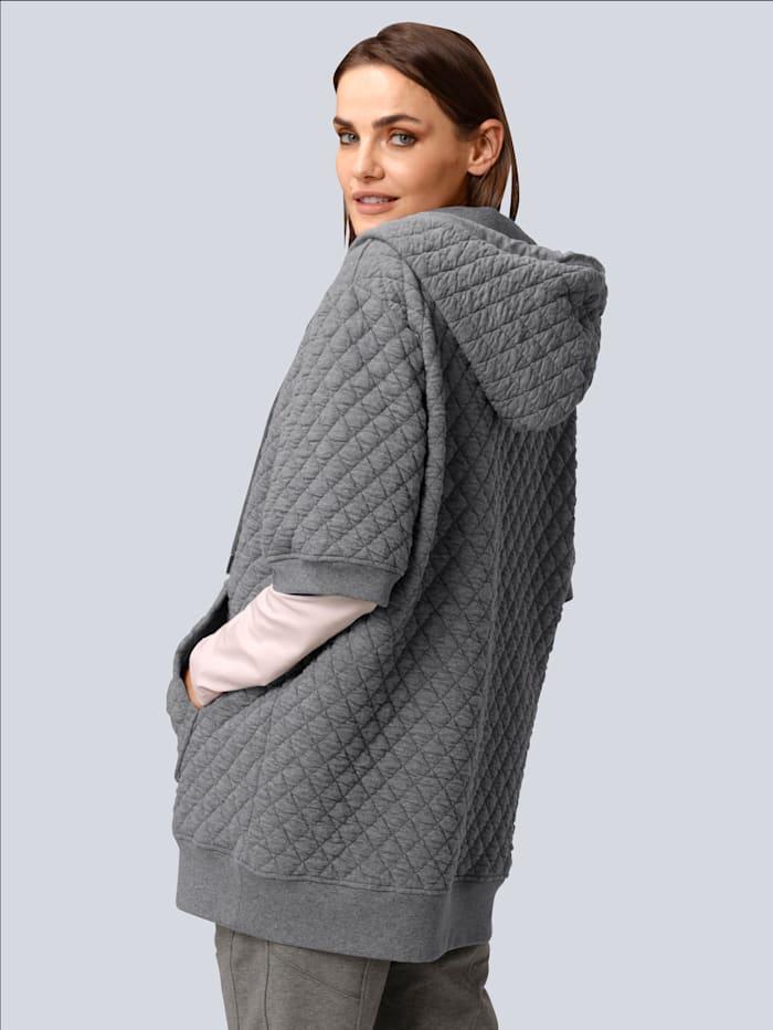 Sweatshirt mit Kängurutasche