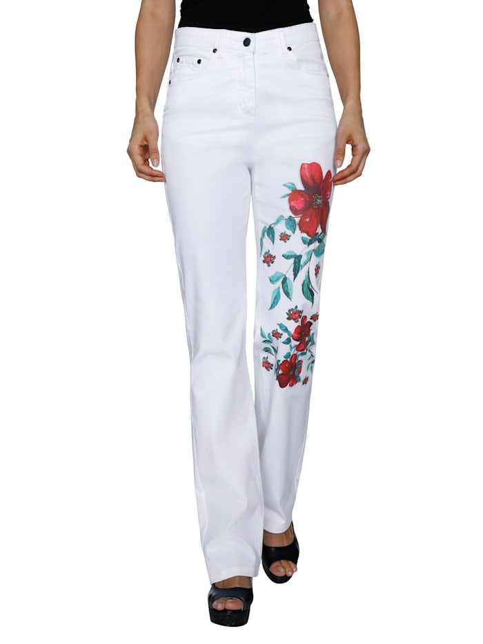 Jeans Paola straight