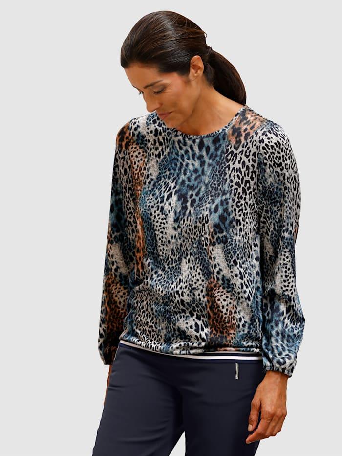 Leopardikuosinen paita