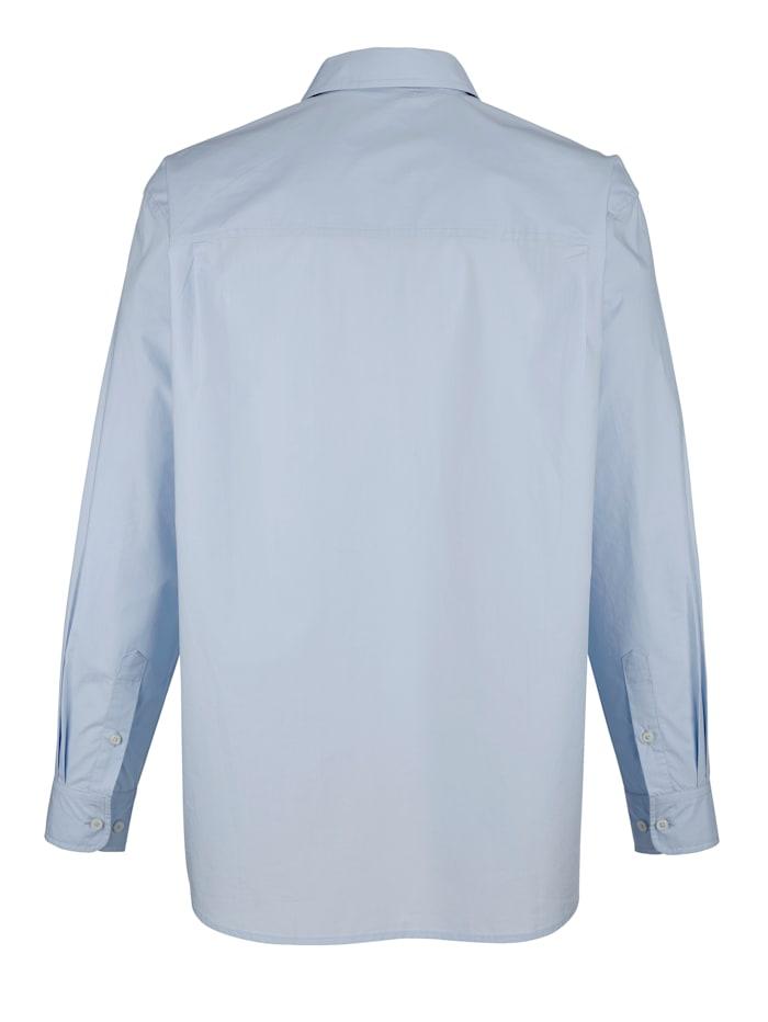 Košeľa v kvalite bez žehlenia