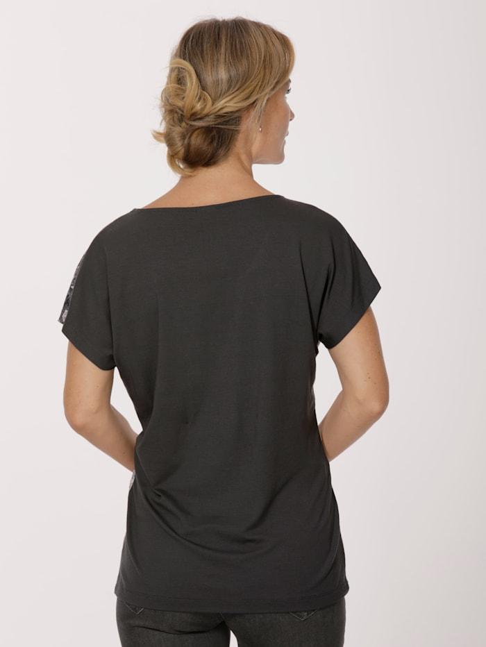 Shirt mit Ornamente-Druck