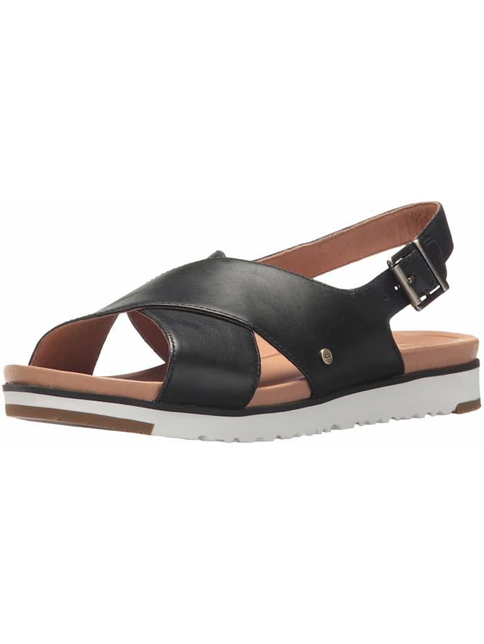 UGG Sandalen/Sandaletten, schwarz