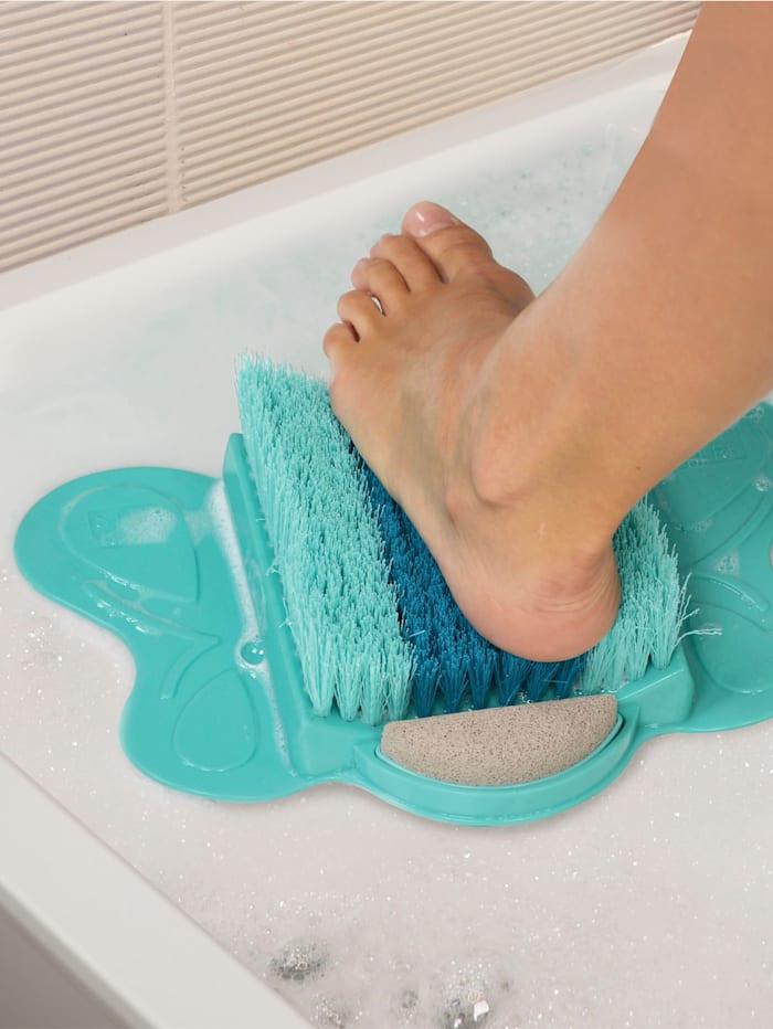 Industex Starlyf 2in1 Fußpflege-Pad 'Foot Spa', Türkis