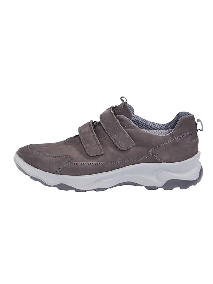 Klittenbandschoen met praktische aantreklus