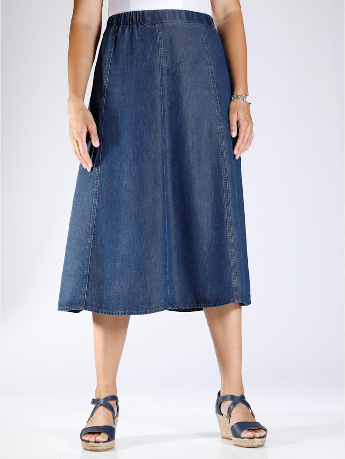 m. collection Rok van Tencel, Blauw