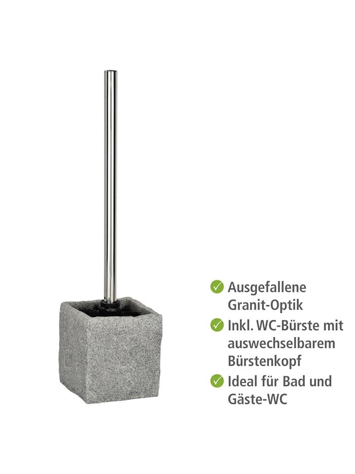 WC-Garnitur Granit, Stein-Optik
