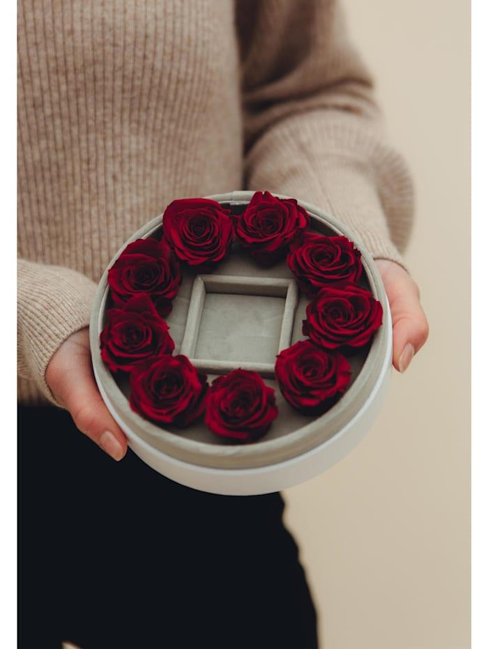 Schmuckaufbewahrung Rosen Schmuckbox