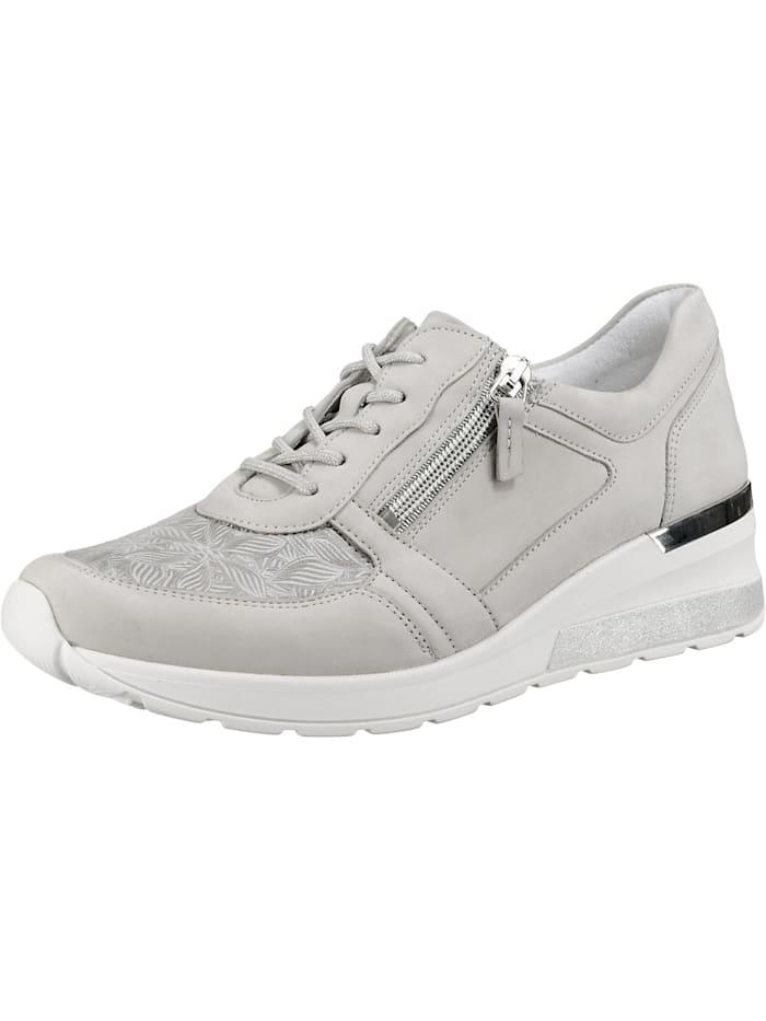 Waldläufer H-clara Sneakers Low, grau-kombi