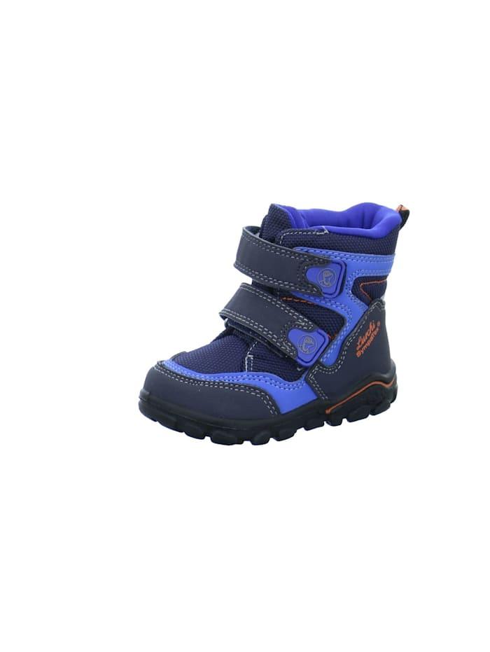 Lurchi Stiefel, mittel-blau