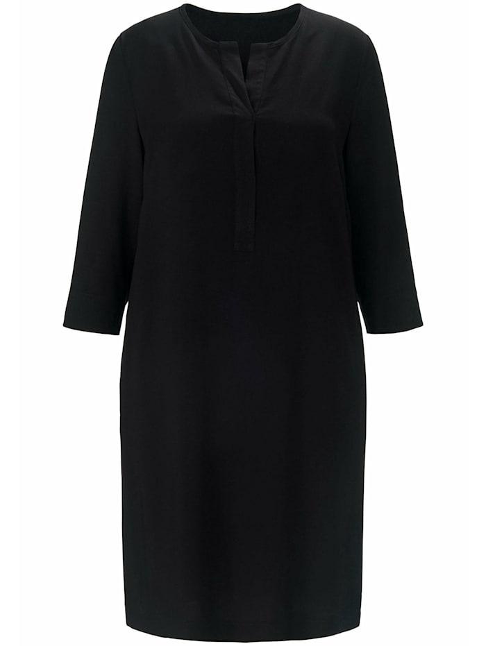 Emilia Lay Abendkleid Kleid mit 3/4-Arm, schwarz