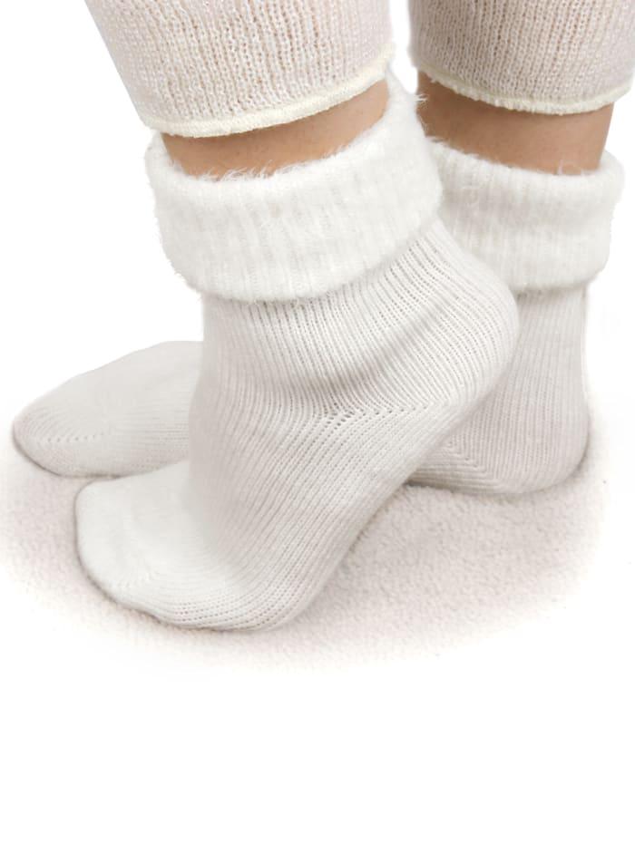 GHZ Sokken per 2 paar, Wit