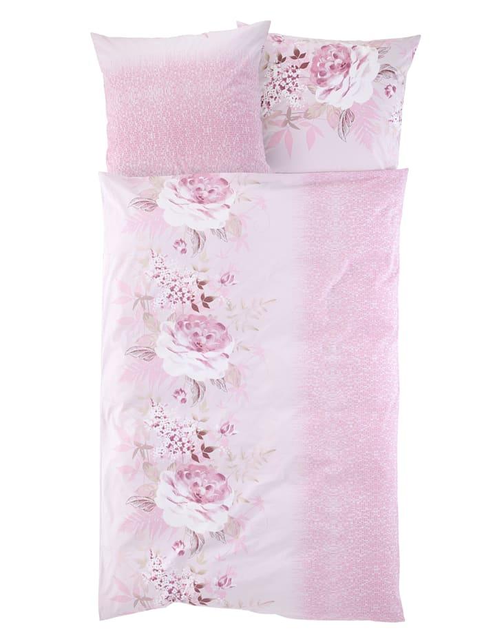 Webschatz 2-delige set bedlinnen Elli, roze