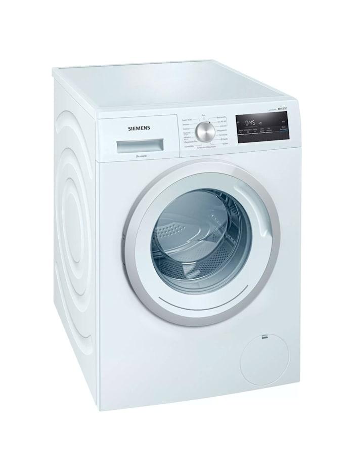Siemens Waschmaschine WM14N177 iQ300, Weiß