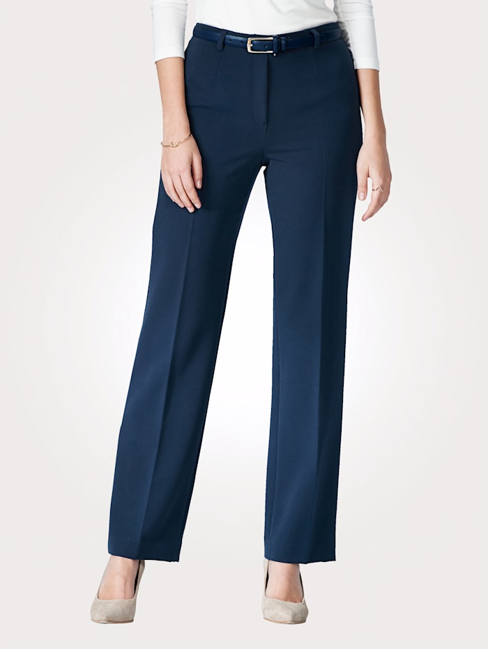 Trousers with a hint of stretch