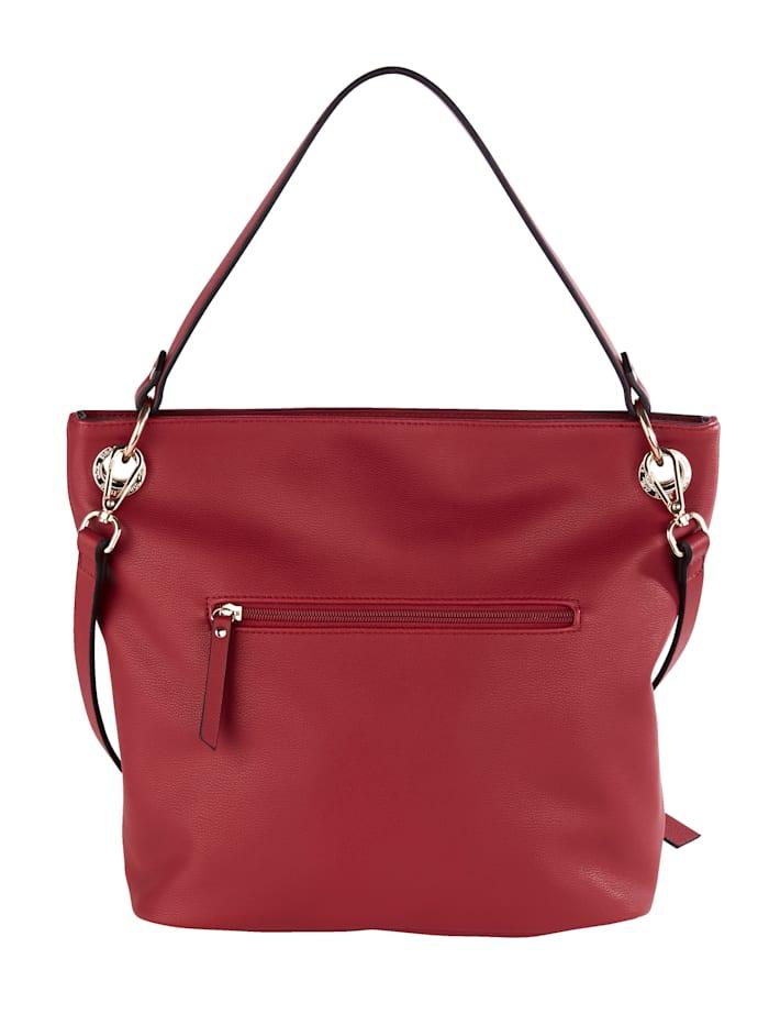 Väska i rymlig shoppermodell