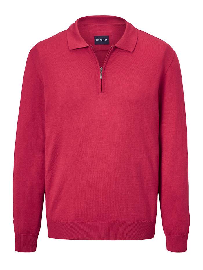 BABISTA Pullover in pflegeleichter Qualität, Fuchsia
