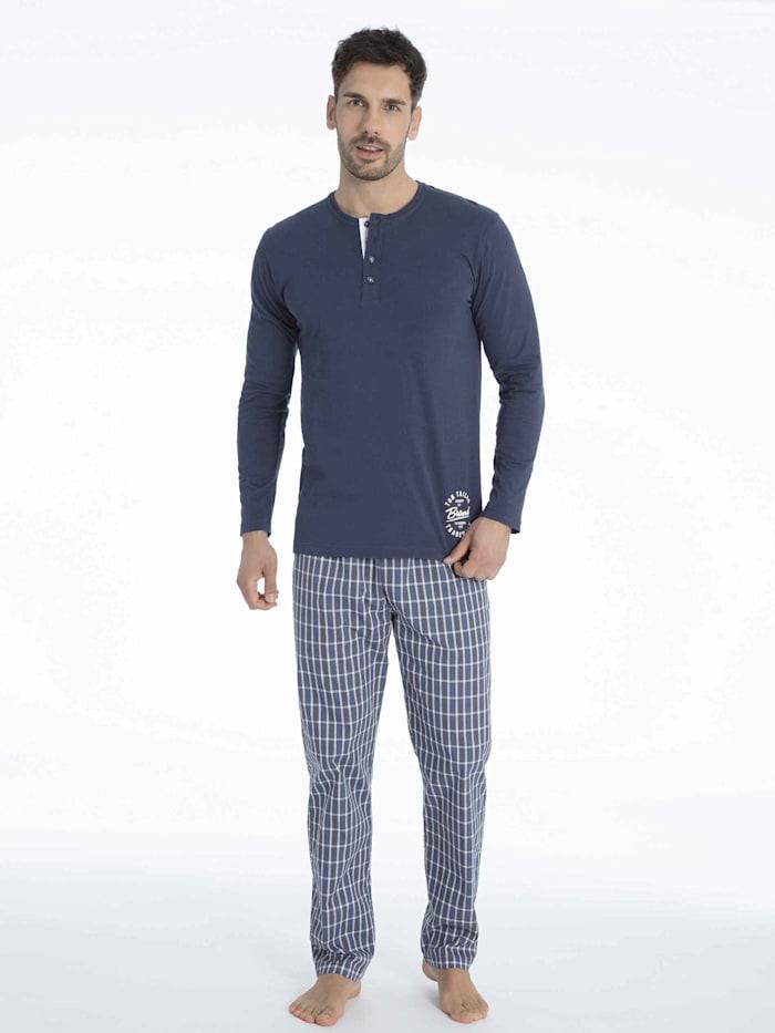 Pyjama mit Webhose