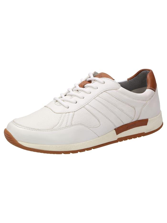 Sioux Sneaker Rojaro-707, weiß