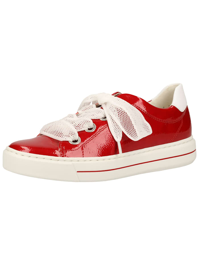 Ara Ara Sneaker, Rot/Weiß