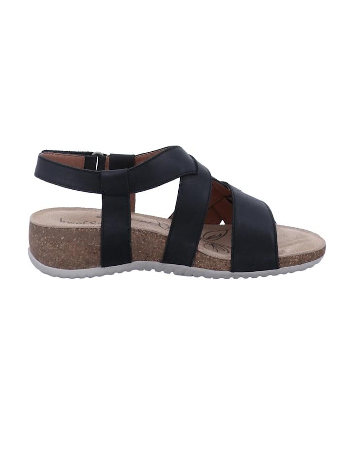Damen-Sandale Natalya 16, schwarz