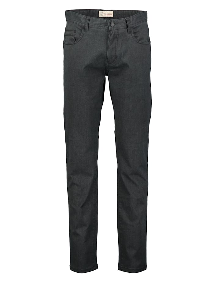 Redpoint modisch elegante Stretch 5-Pocket Barrie, anthra