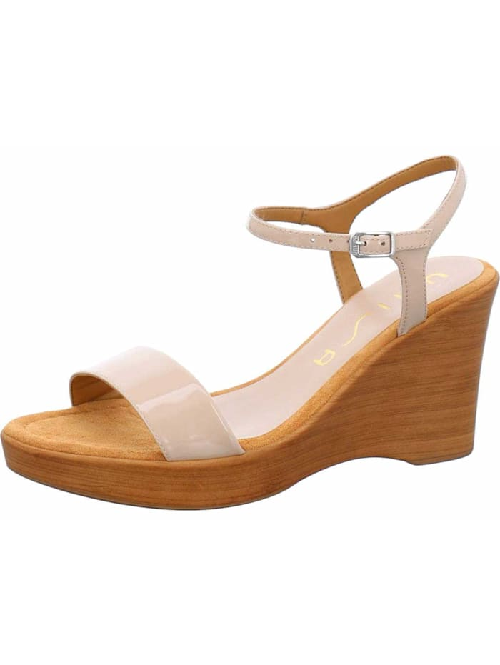 Unisa Sandalen/Sandaletten, beige