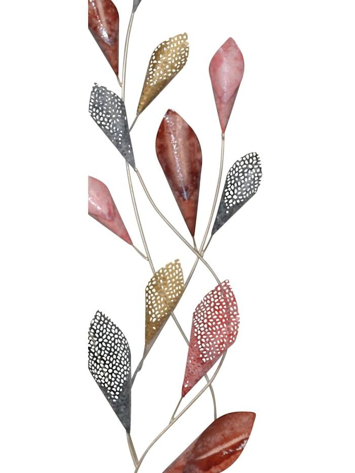 Möbel-Direkt-Online Wanddekoration Loui, rot