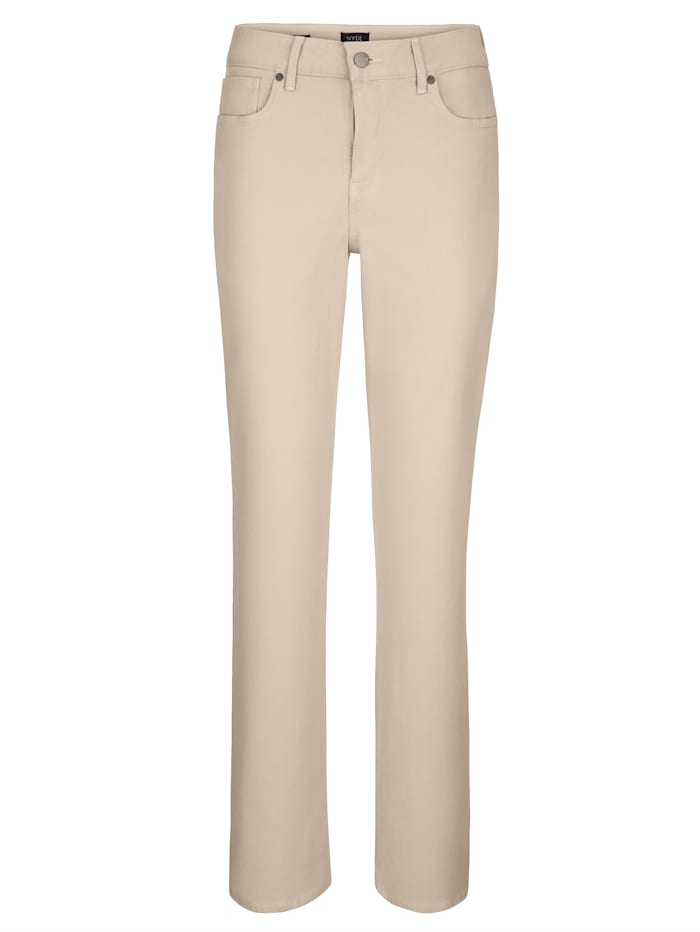 NYDJ Jeans met LIFT&TUCK technologie, Beige