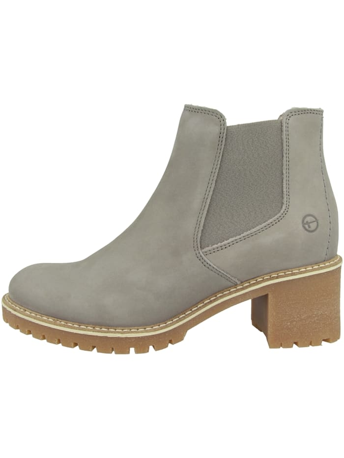 Tamaris Boots 1-25447-25, grau