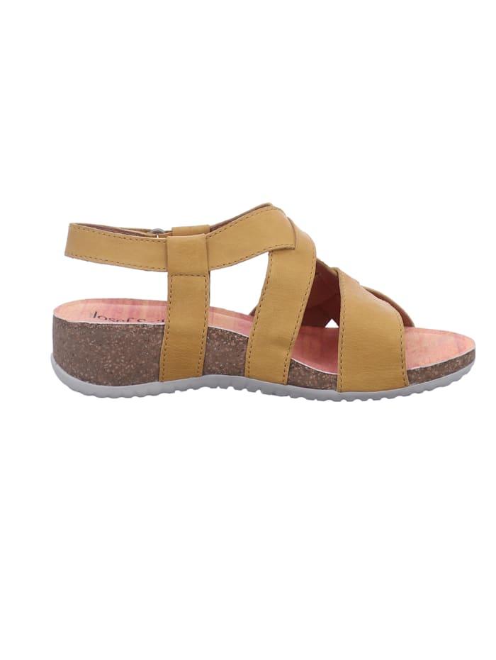 Damen-Sandale Natalya 16, safran