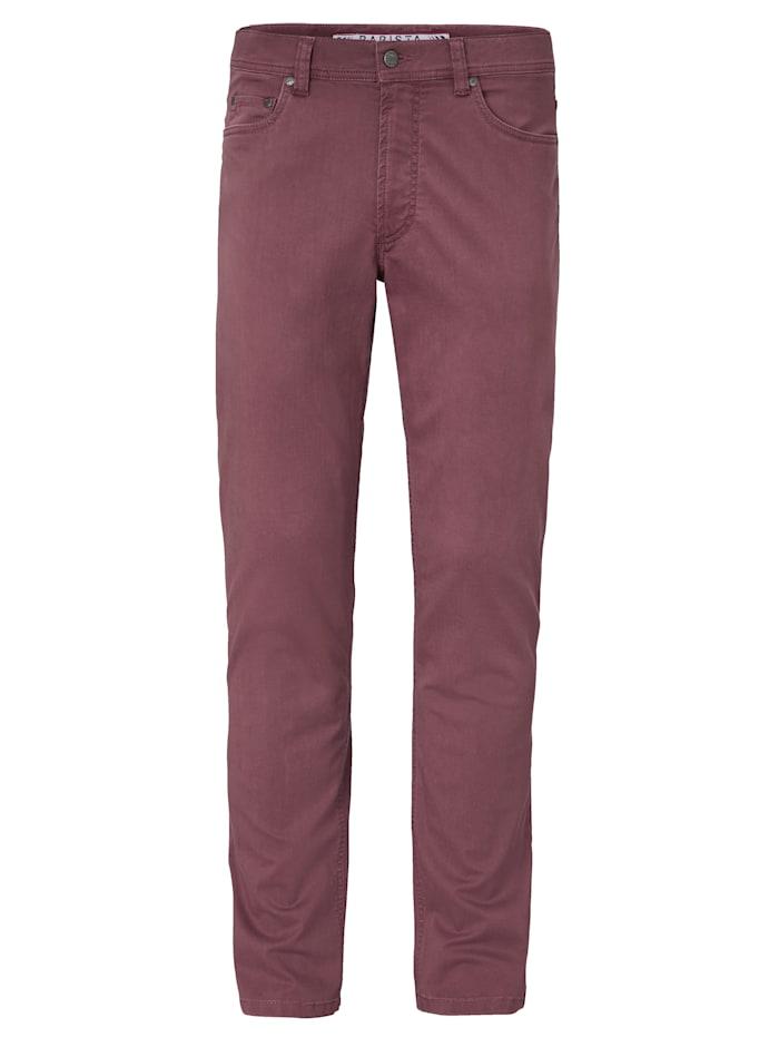 BABISTA Jeans met zeer elastisch lycra, Berry