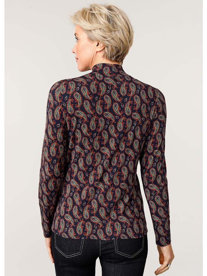 Shirt mit schönem Paisleymotiv