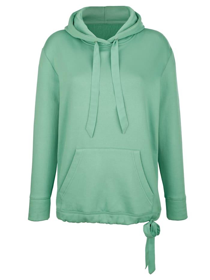 Sweatshirt in weicher Qualität