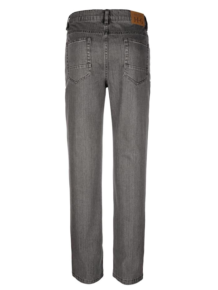 Jean 5 poches qualité agréable à porter