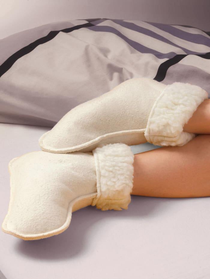 Bedsokken van scheerwol