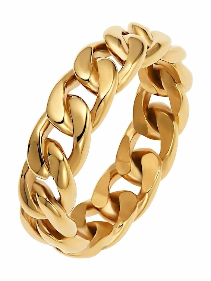 Noelani Ring für Damen, Edelstahl, Gold