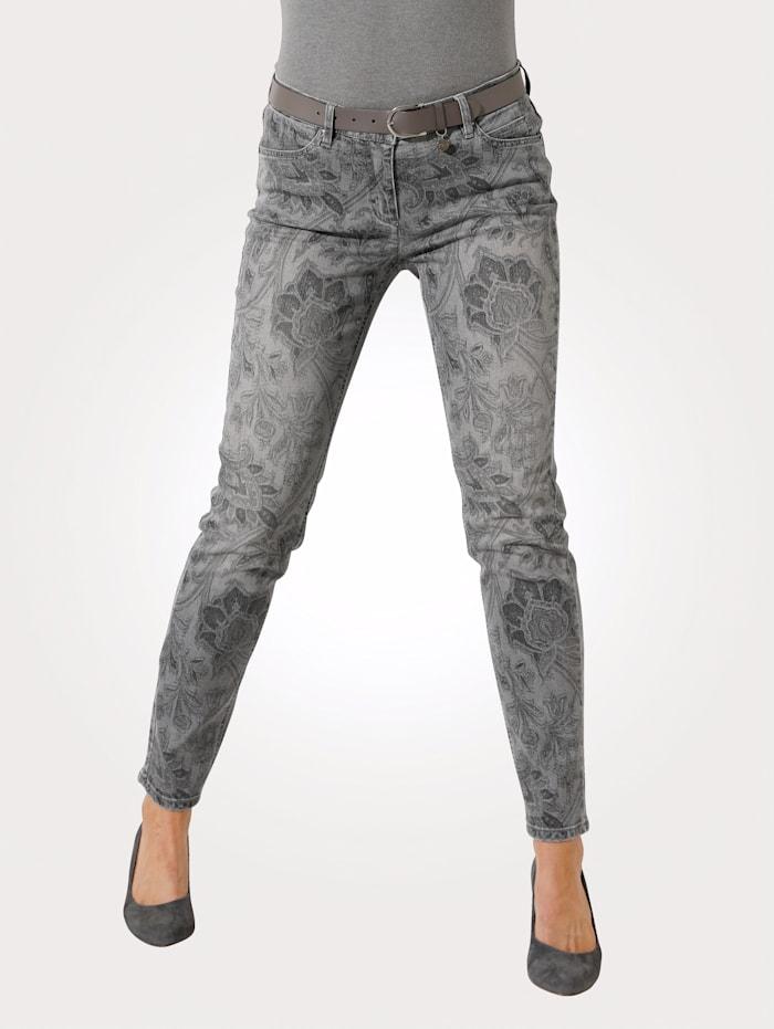 Toni Jeans, Grau/Anthrazit